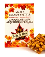 MAPLE PEANUT BRITTLE with Pure Maple Syrup