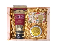 Christms Gift Set by Honey House Naturals Skin Care