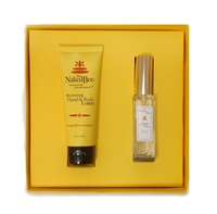 The Naked Bee Orange Honey Gift Set