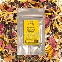 Ayurvedic Total Body, Herbal Tea - The Honey Bee Store, Metropolitan tea Canada.