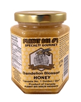 Dandelion Blossom Honey, BC, Canada, Planet Bee