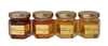 Four jars Canadian Honey Gift Set