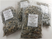 SACRED SAGE for Smudging, 30g. The Honey Bee Store