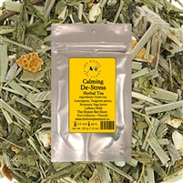 Calming De-Stress Herbal Tea - The Honey Bee Store, Metropolitan tea Canada.