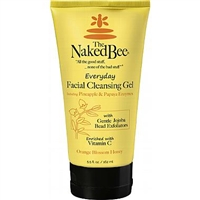 Everyday Facial Cleansing Gel with Pineapple & Papaya Enzymes, Canada Ontario. The Honey Bee Store