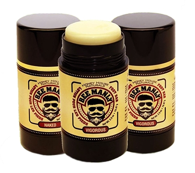 BEE MANLY Foot Balm