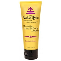 The Naked Bee Jasmine & Honey Moisturizing Body Lotion
