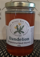 DANDELION BLOSSOM HONEY 500g