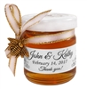 Honey Wedding Favours Canada, Ontario. 60g jar.