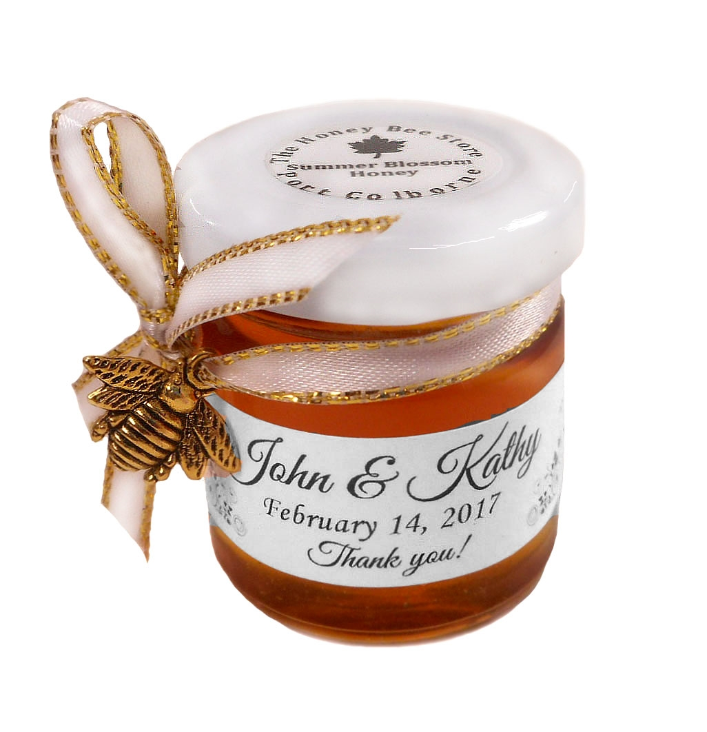 We offer Wedding or any other Special occasion Honey Favors: Natural ...