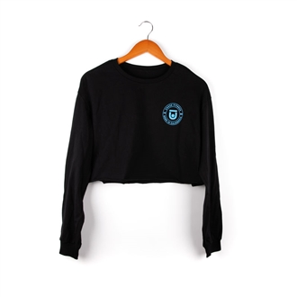 Chuze Origin Crew - Cropped Long Sleeve