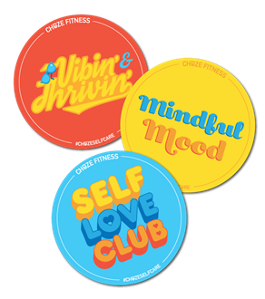 Self-Care Sticker Pack *Limited Edition*