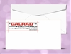 "# 6-3/4"" Regular Envelopes, Black + 1 PMS color print, # 10020P2"