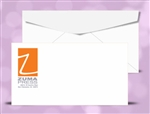 "# 6-3/4"" Regular Envelopes, 2 PMS color print, # 10020PMS2"
