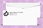 # 9 Regular Envelopes, 1 color print (Black), # 10036P