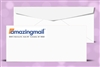 # 9 Regular Envelopes, 2 PMS color print, # 10036PMS2