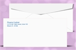 # 10 Regular Envelopes, 1 PMS color print, # 10040PMS