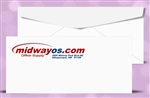 # 10 Regular Envelopes, 2 PMS color print, # 10040PMS2