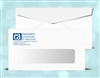 # 6-3/4 Window Envelopes, 1 PMS color print, 11020PMS