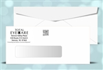 # 9 Window Envelopes,  1 color print (Black), # 11036P