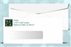 # 9 Window Envelopes, 1 color print (other than black), # 11036PMS