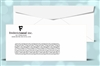 #9 Window Envelopes, security tint, 1 color print (black), # 11036TP