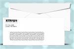 # 10 Window Envelopes, with inside security tint, 1 color print (Black), # 11040TP