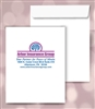 6 x 9 Catalog Envelopes, 2 PMS color print, # 20020PMS2