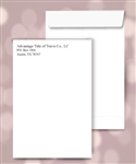 9 x 12 Catalog Envelopes, 1 color print (Black), #20040P