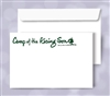 6 x 9 Booklet Envelopes, 1 PMS color print, # 30020PMS
