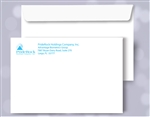 10 x 13 Booklet Envelopes, 1 PMS color print, #30060PMS