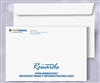 10 x 13 Booklet Envelopes, 2 PMS color print, #30060PMS2