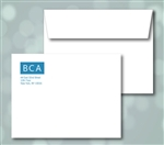 A-7 Announcement Envelopes, 1 PMS color print, Item # 50070PMS