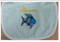 Rainbow Fish Bib