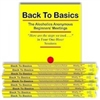 Back to Basics - The AA Beginners' Meetings - One Case (44 Books)