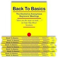 Back to Basics - The AA Beginners' Meetings 48 Book Package