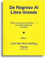 De Regreso al Libro Grande (Back to the Big Book) Meeting Leader Guide--Spanish Edition