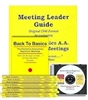 Meeting Leader Guide (Original Format ), 10 Back to Basics Books and Power Point CD