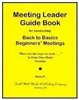 Back to Basics Meeting Leader Guide (Original Format)