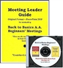 Meeting Leader Guide (Original Format) and PowerPoint 2010 Presentation CD