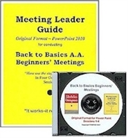 Meeting Leader Guide (Original Format) and PowerPoint 2019 CD