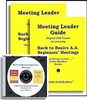 Back to Basics Meeting Leader Guides-2 plus PowerPoint 2010 Presentation CD