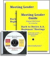Back to Basics Meeting Leader Guides-2 plus PowerPoint 2010 CD