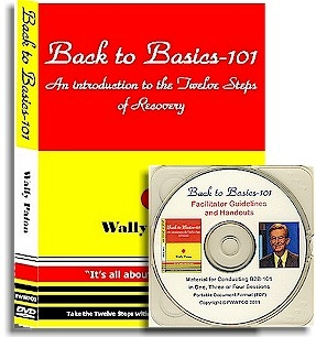 Back to Basics-101 DVD and Meeting Leader Guide CD (On Sale Now!!!)