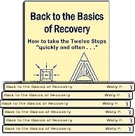 Back to the Basics of Recovery (24 Book Pack)
