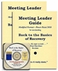 2 Back to the Basics of Recovery Meeting Leader Guides + PowerPoint 2019 CD
