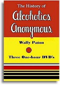 The History of Alcoholics Anonymous--3 DVD Set