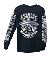 Lubbock Custom Long Sleeve Piston T-Shirt - 3X