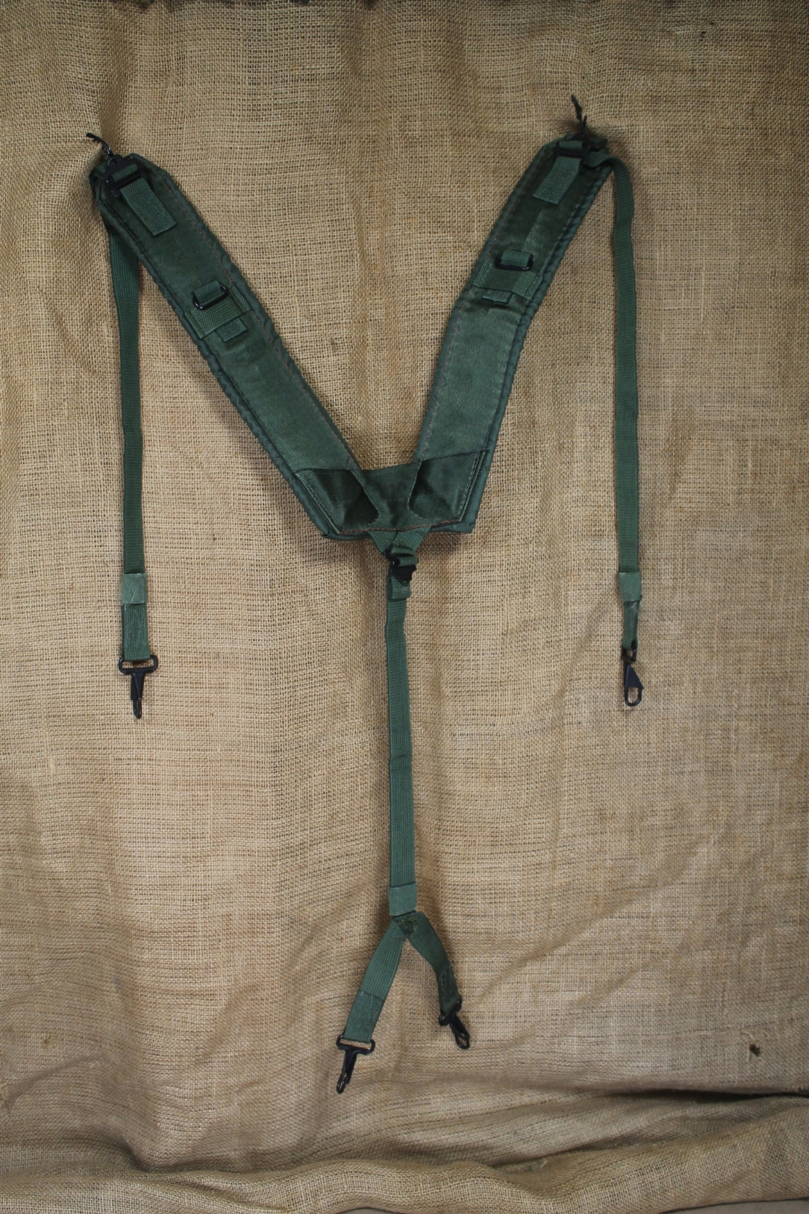ALICE LC2 Suspenders