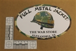 Full Metal Jacket Stickers